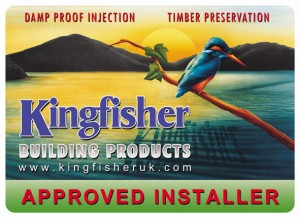 Kingfisher Approved Installer